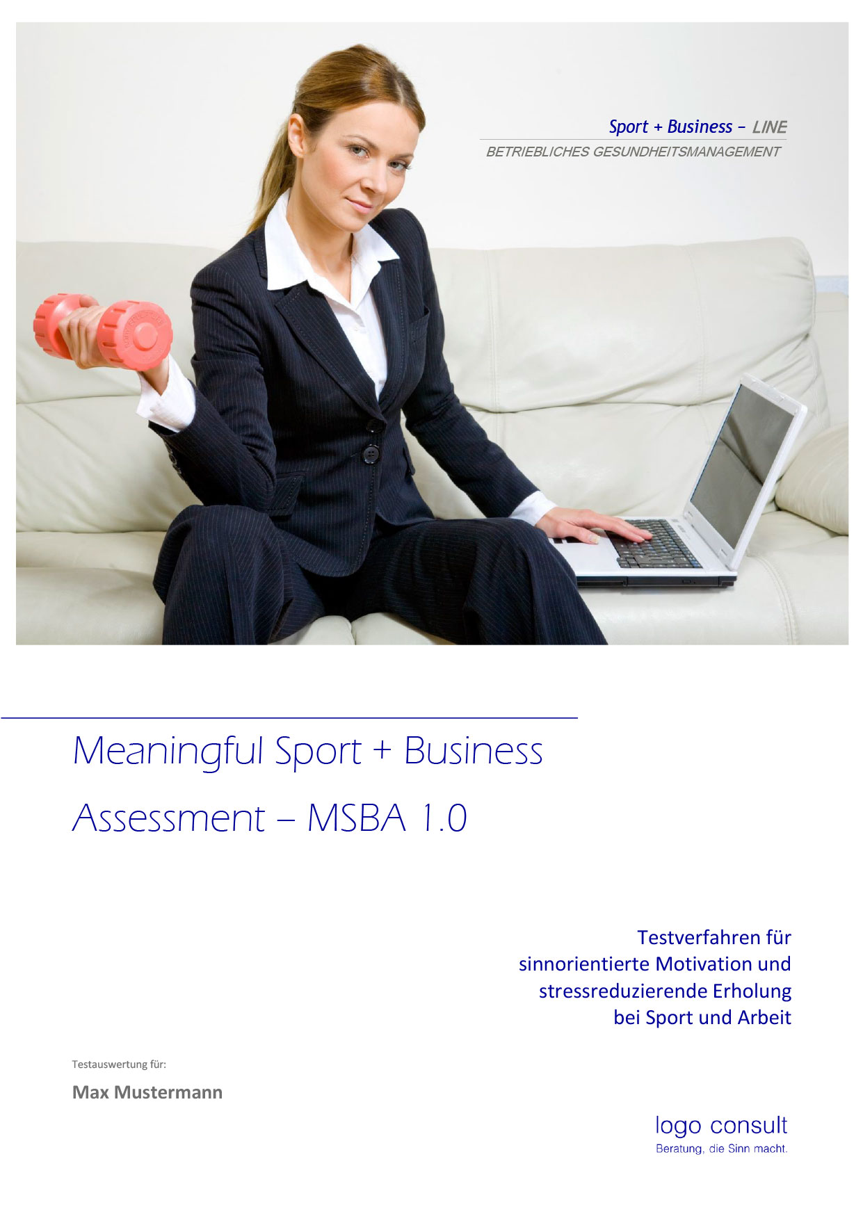 MSBA 1.0 – Meaningful Sport + Business Assessment