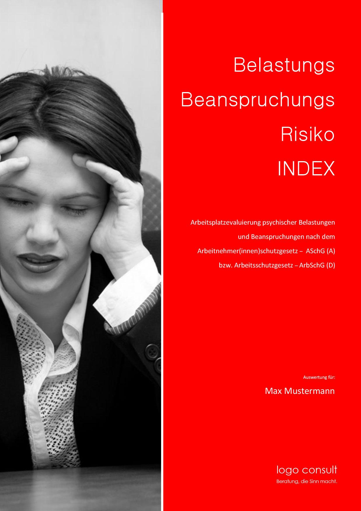 BBRI 1.0 – Belastungs – Beanspruchungs – Risiko – Index
